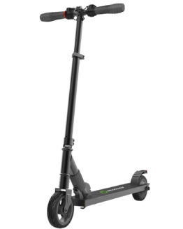 Electric scooter S1 black