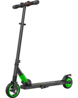 Electric scooter S1 green