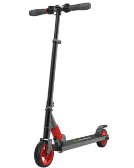 Electric scooter S1 red
